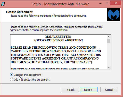 Malwarebytes Instructions Rescuedpc